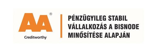 AA pénzügyi minősítés, Bisnode Hungary