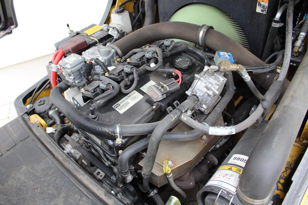 YALE GLP30VX használt targonca PG304102 -3