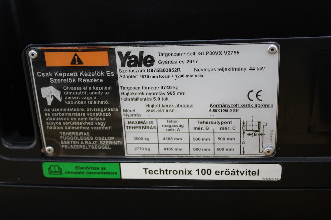 PG304103 yale gázos targonca4