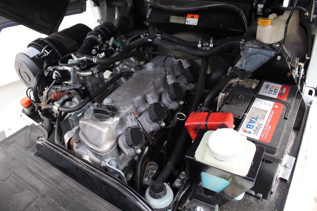 PG304023 Nissan targonca