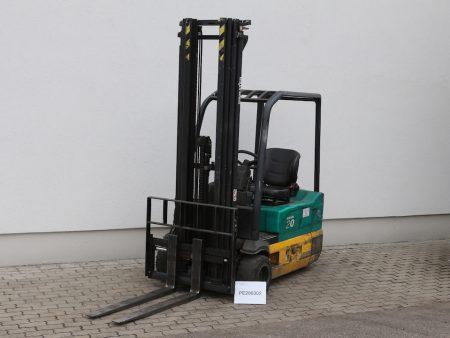 PE206302 Komatsu használt targonca elektromos -3