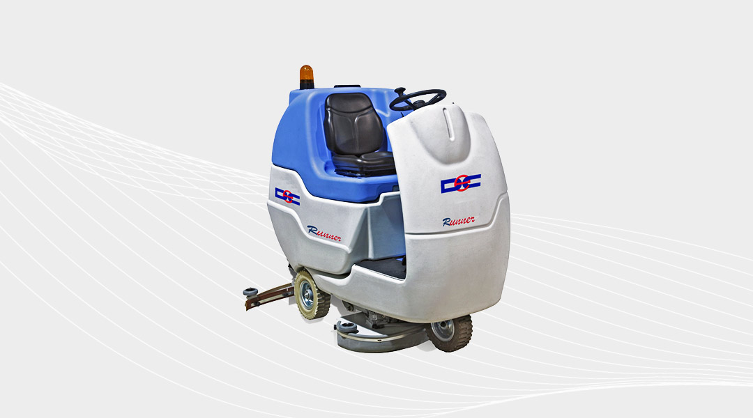 ipari takarítógép