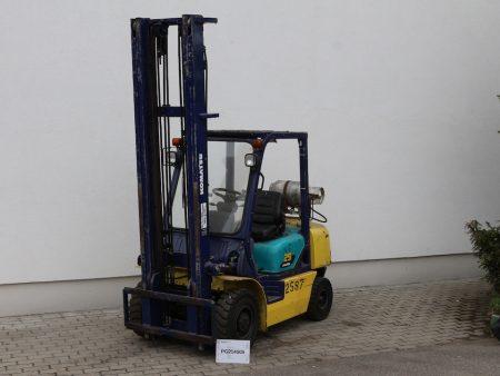 Komatsu FG25HT-14 használt targonca PG254505