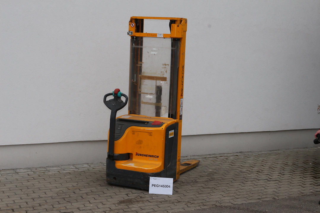 Jungheinrich EJC214 elektromos targonca PEG145304-1