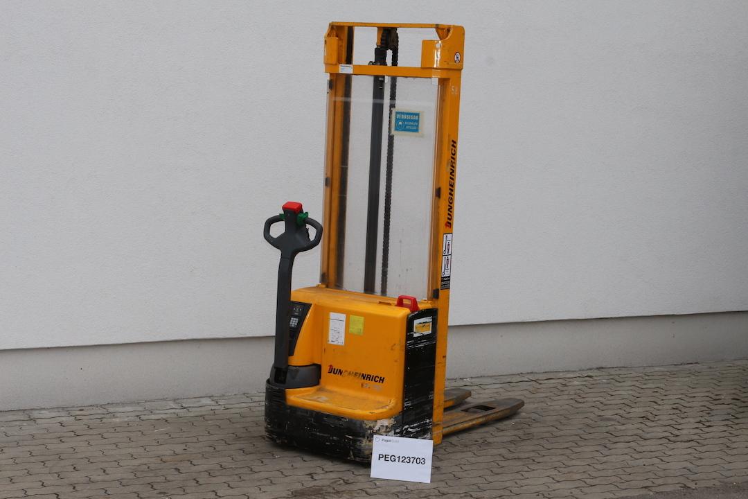 Jungheinrich EJC112 elektromos targonca PEG123703-1