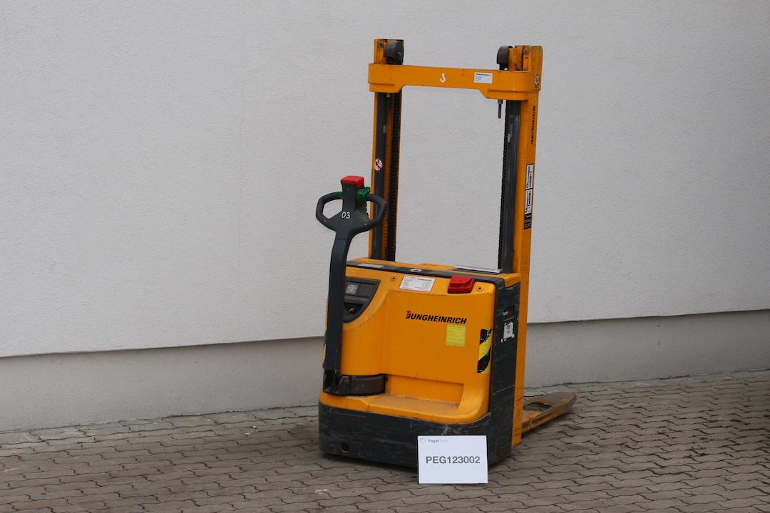 Jungheinrich EJC12 elektromos targonca PEG123002-1