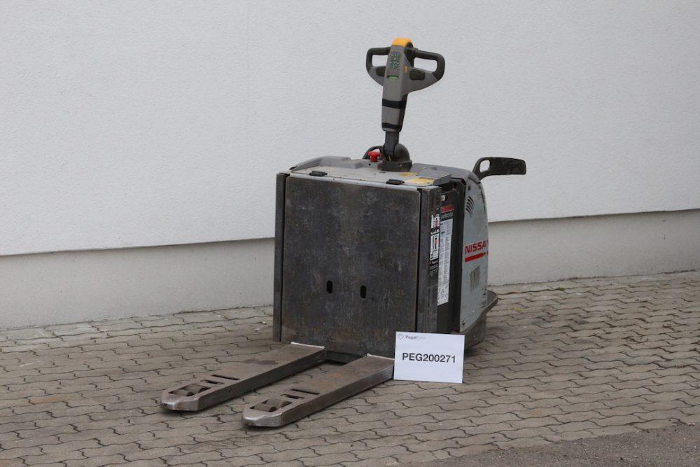 használt gyalogos targonca
