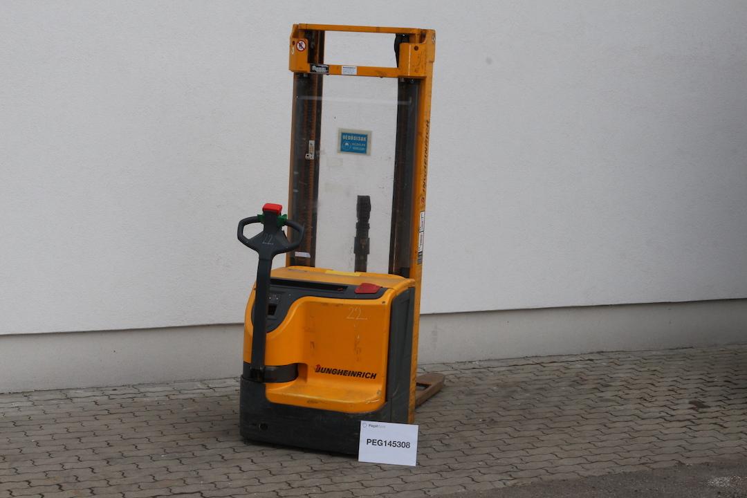 Jungheinrich EJC214 elektromos targonca PEG145308-1