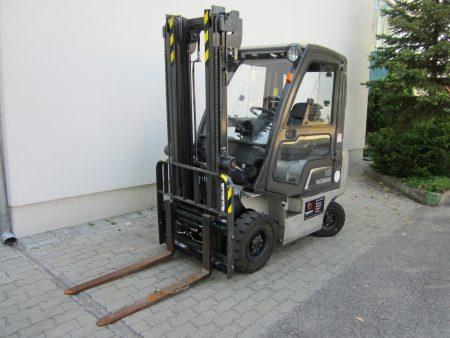 Nissan DX18LPG PG183502 targonca