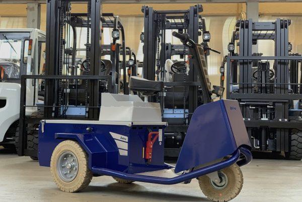 Zallys Jack Master vontató targonca 2500kg Pagát Gold Zrt. 12