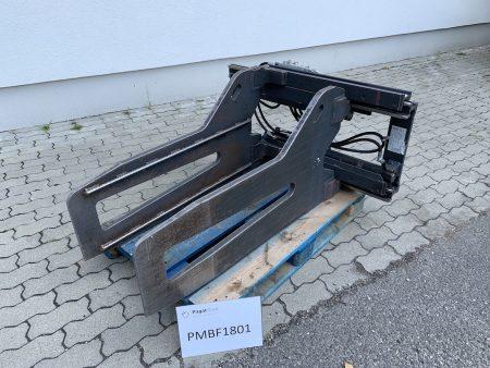 Meyer használt targonca bálafogó adapter