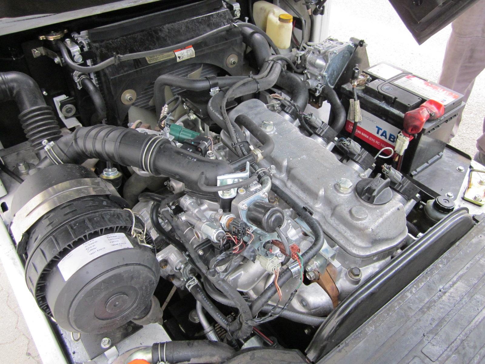 Nissan DX15LPG PG154729 targonca2