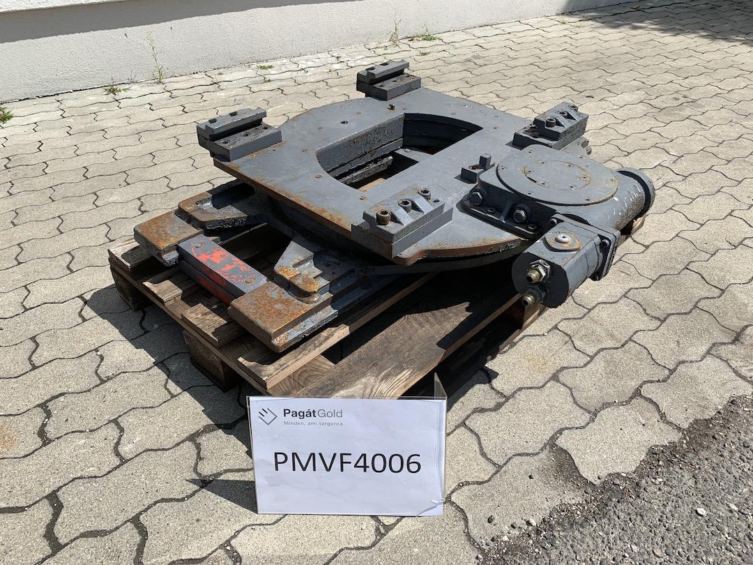 Használt targonca villaforgató adapter 1