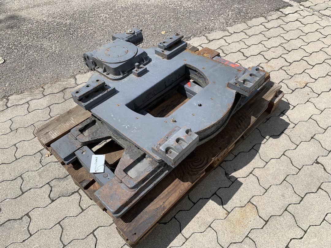 Használt targonca villaforgató adapter 12
