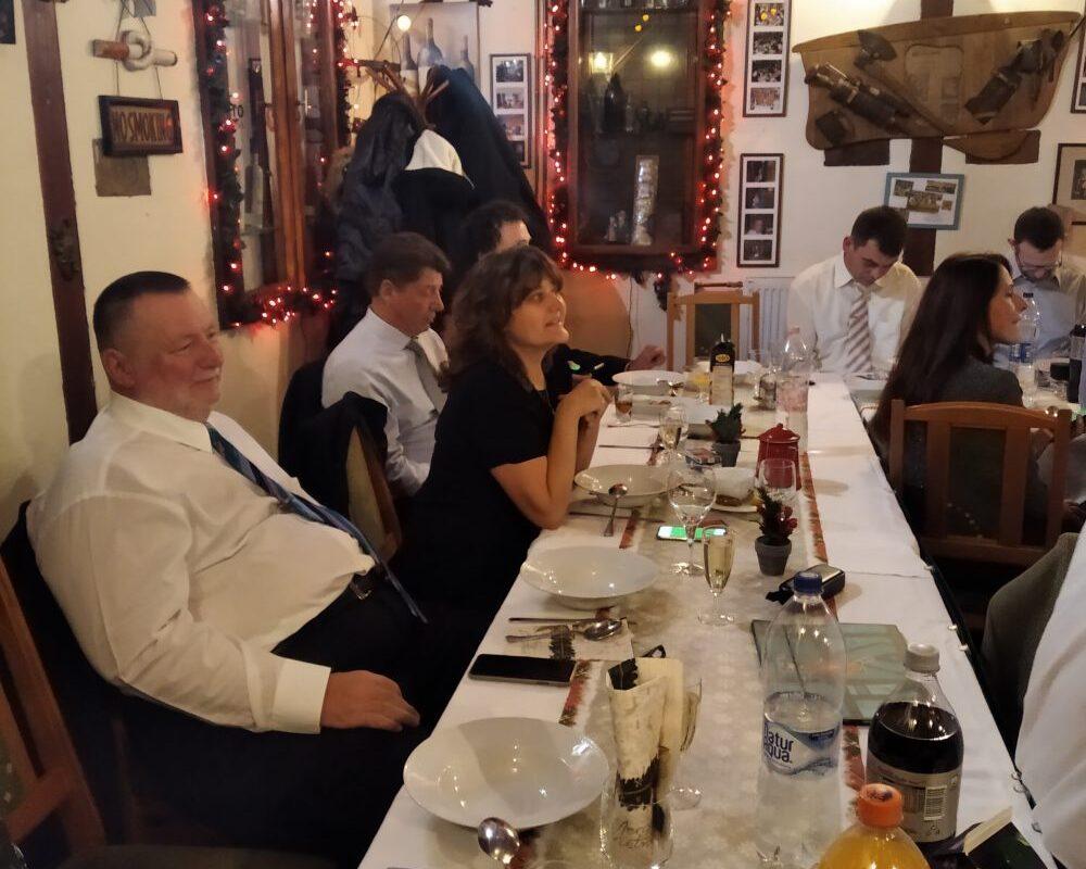 pagátos vacsora 2019