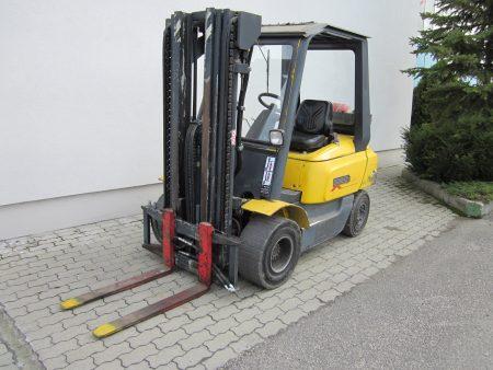 PG254323 OM XG25 targonca