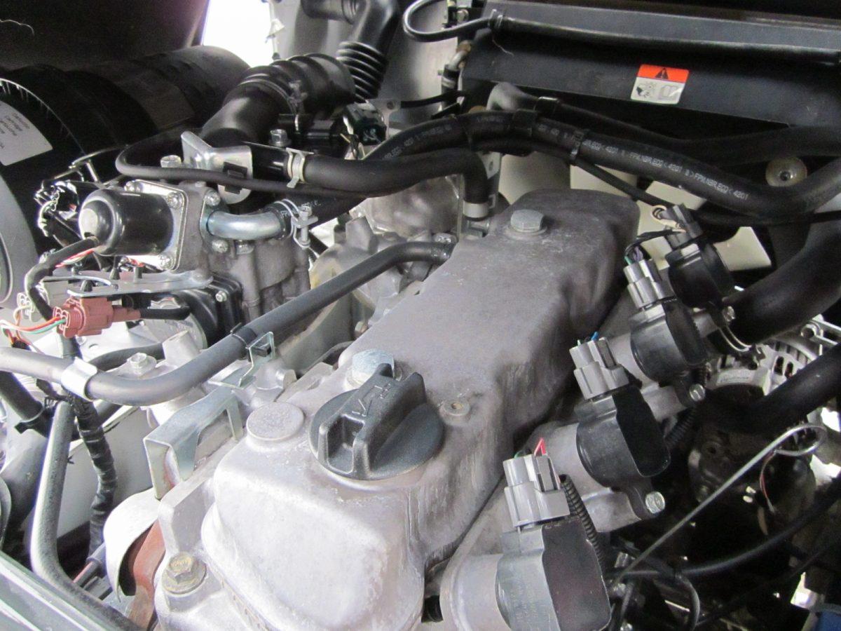 Nissan DX30LPG targonca
