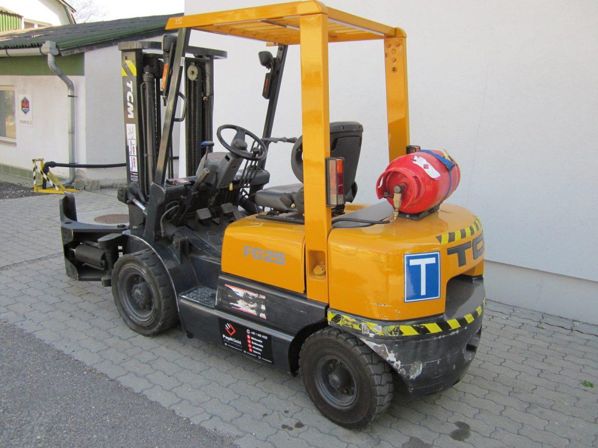 PG253007 TCM FG25N5 targonca